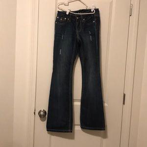 Inc. Regular Fit Bootcut Jeans